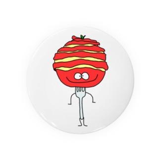 リンゴ君 Badges
