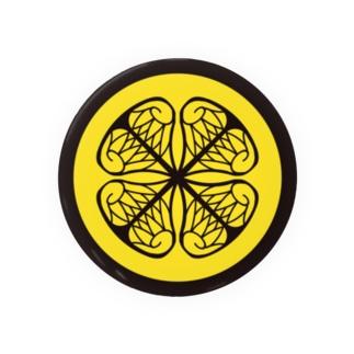 四つ葉葵 Badges