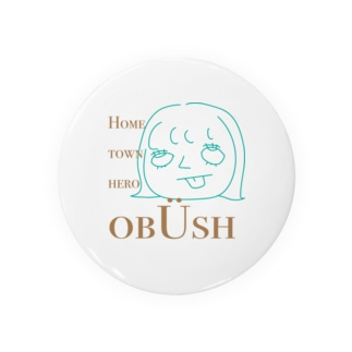 オブッシュ3号 Badges