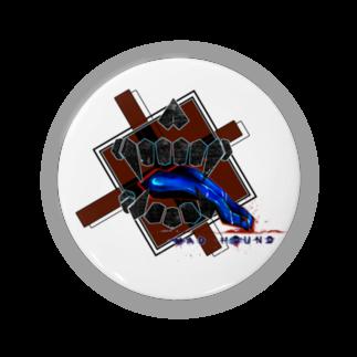 《成れの果て》-suzuri支店-のMAD HΘUND〈ロゴ〉 Badges