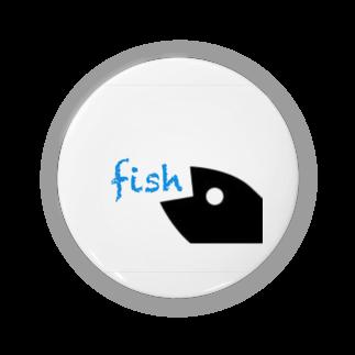 animalsのfish Badges