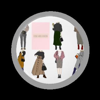 Megumi7のA one week fashion  Badges