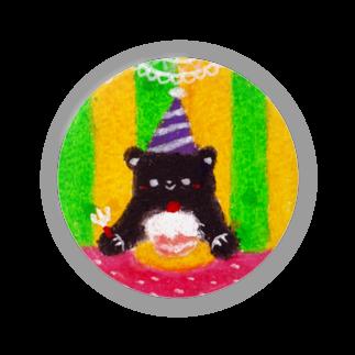 たかどのみこと🕊のおたんじょうびのくま Badges