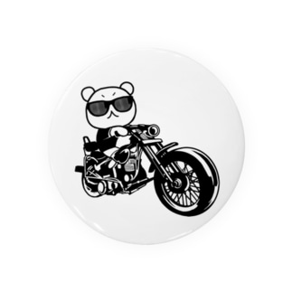 くまバイク Badges