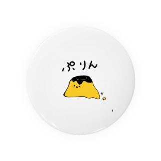 プリンちゃん Badges