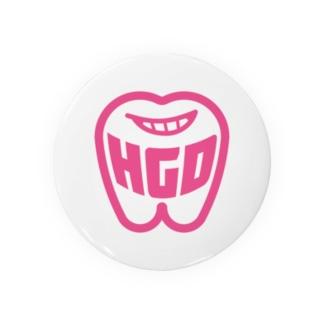 ハミガキ団 Badges