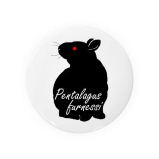 天然記念物アマミノクロウサギ Badges
