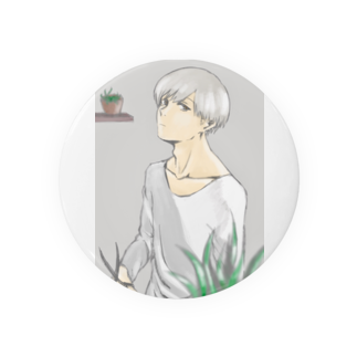 hentouの植物と男の子 Badges