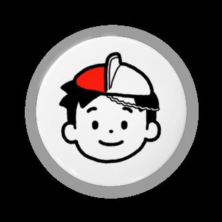 のりま屋の体操帽子くん Badges