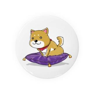 アラジソ お犬様 Badges