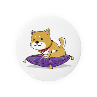 arcanaclubのアラジソ お犬様 Badges