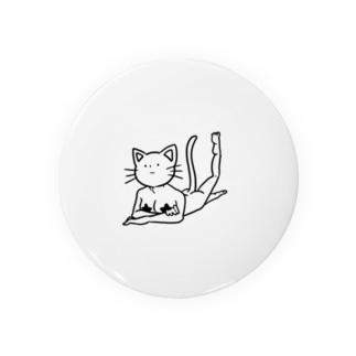 セクシー猫 Badges