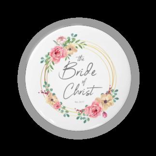 一羽のすずめのthe Bride of Christ Badges