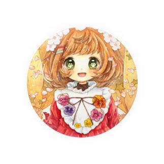 三月の童話 Badges