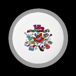 chisa128710の15周年✩ロゴ Badges