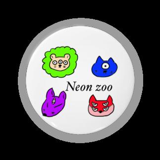 魔王店のneonzoo Badges