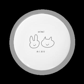 Tokyo usako.comのあにまるうさこちゃんとにゃんこちゃん Badges