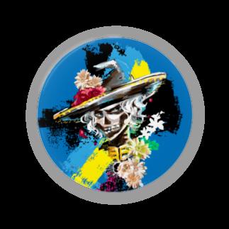 Hiroya_artsのカラベラバッジ Badges