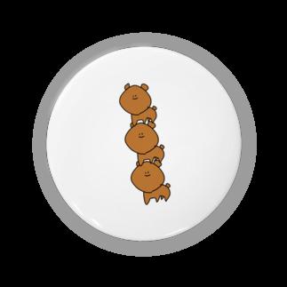 ライのくまちゃん Badges