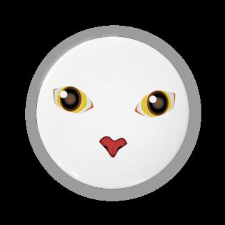 キャッツハンド:suzuriショップのしろしろ Badges
