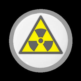 AURA_HYSTERICAのRadiation_S Badges