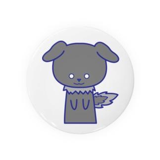 おおかみ犬 Badges