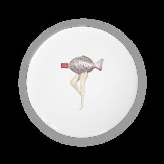 ジャックワンの醤油(魚) Badges
