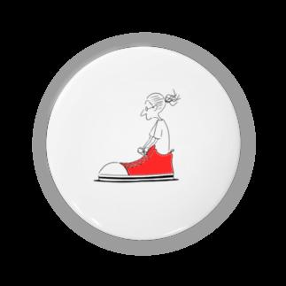s_uppo_nのスニーカーボーイ Badges