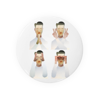 majiodesignのPAN・Ⅱ・MARU・MIE Badges