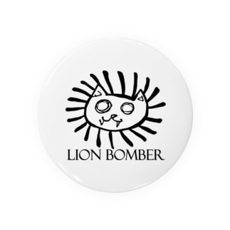 LION BOMBER Badges