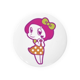 Girl(女の子) Badges