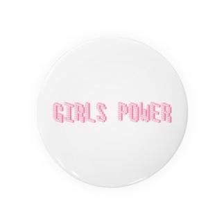 GIRLS POWER Badges