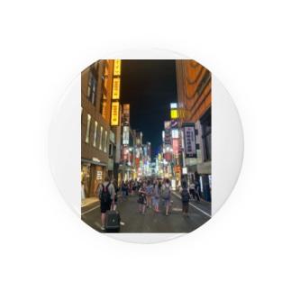 夜めく歌舞伎町 Badges