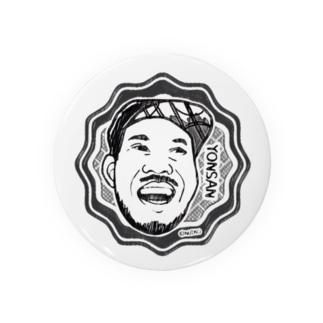 ヨンさん Badges