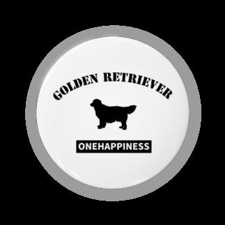onehappinessのゴールデンレトリバー Badges