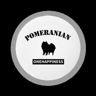 onehappinessのポメラニアン Badges