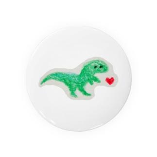 恐竜くん Badges