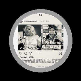 SADAHARU_ HIGA_HAUTE COUTREのSADAHARU HIGA HAUTE COUTURE・アムロにはなれなかったけどトシミ〜にはなれた女装5。  Badges