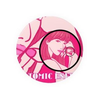 ATOMIC ENERGY  Badges