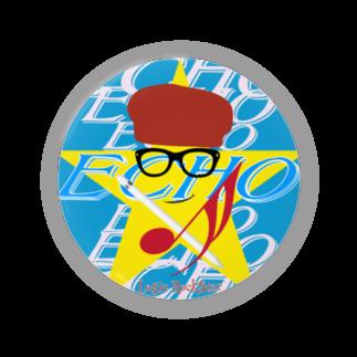 Logic RockStar  illustration Official StoreのECHO  Badges