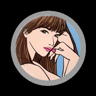 Logic RockStar  illustration Official StoreのATOMIC ENERGY  Badges