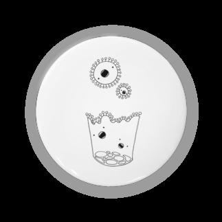 Mackeeの界面活性剤 Badges