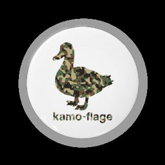 gemgemshopの鴨フラージュ Badges