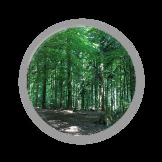 Hotateのeco 黒い森のなか Badges