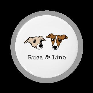 イロハのRuca&Lino Badges