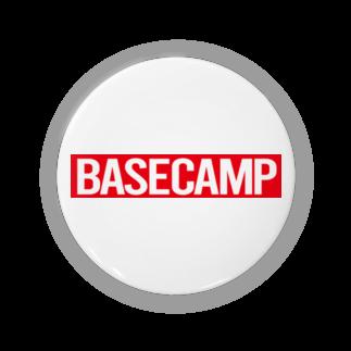 BASE-CAMPのBASE CAMP RED Badges
