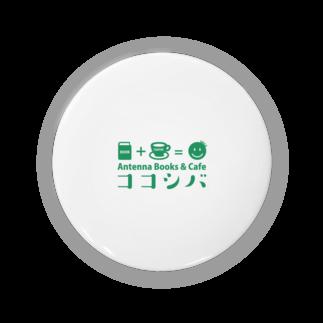 ココシバのココシバグッズ3 Badges