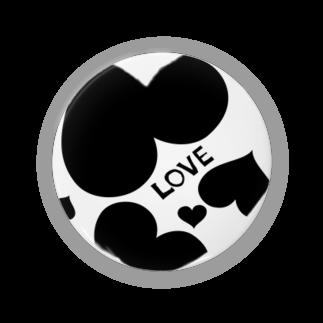Naughty clown .のLOVE LOVE LOVE Badges