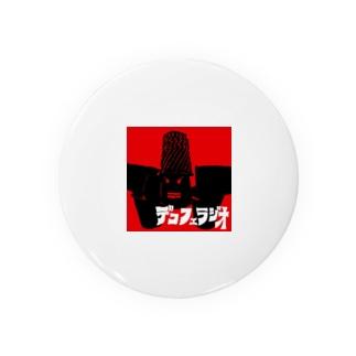 デコフェラちゃん Badges