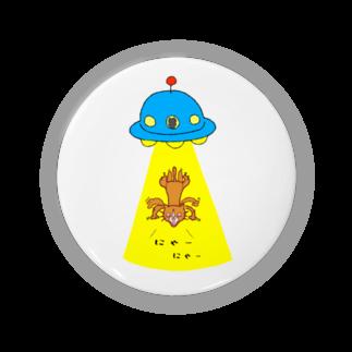 ひよこねこ ショップ 1号店のUFO Badges